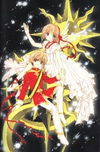 CCS Syaoran and Sakura
